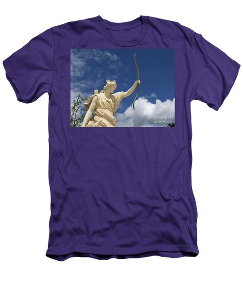 Goddess Men's T-Shirt (Athletic Fit)