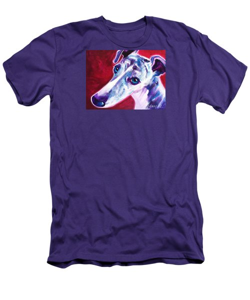 Greyhound - Myrtle Men's T-Shirt (Athletic Fit)
