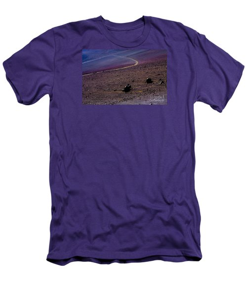Men's T-Shirt (Slim Fit) featuring the photograph Haleakala 2 by M G Whittingham
