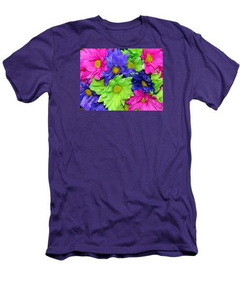 Happiness Men's T-Shirt (Slim Fit) by J R   Seymour