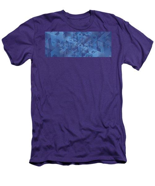 Hexentricity 1 Men's T-Shirt (Athletic Fit)