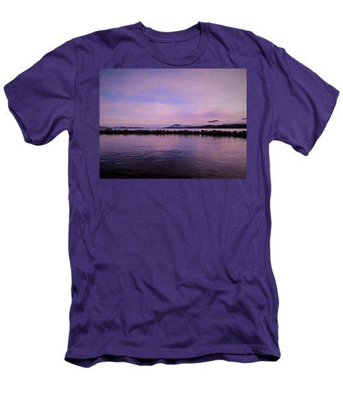 High Tide Men's T-Shirt (Slim Fit) by Karen Horn