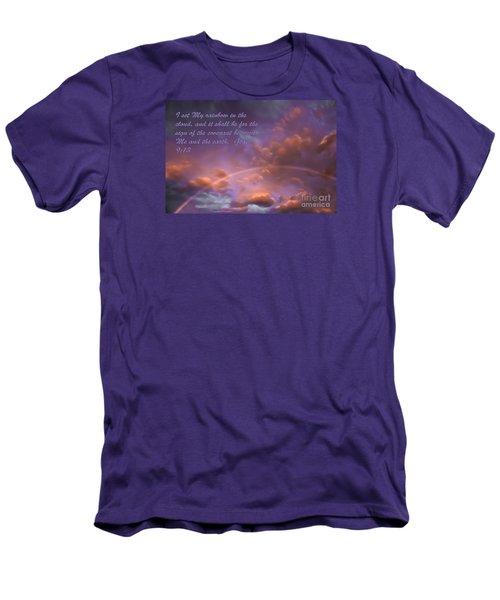 His Promise Men's T-Shirt (Athletic Fit)