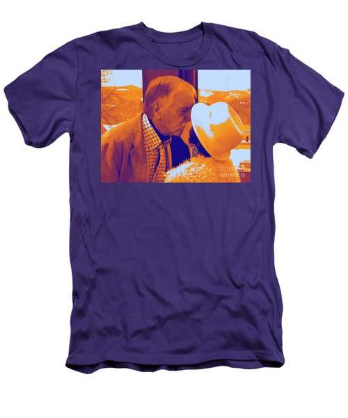 I Knew Two  Men's T-Shirt (Athletic Fit)