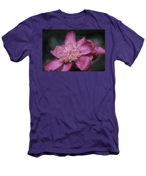 Men's T-Shirt (Athletic Fit) featuring the photograph Illuminant One by Deborah  Crew-Johnson