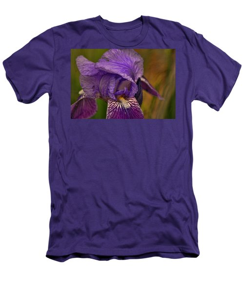 Iris Popping Out Men's T-Shirt (Slim Fit) by Rick Friedle