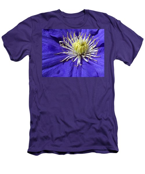 It's A Purple World Men's T-Shirt (Athletic Fit)