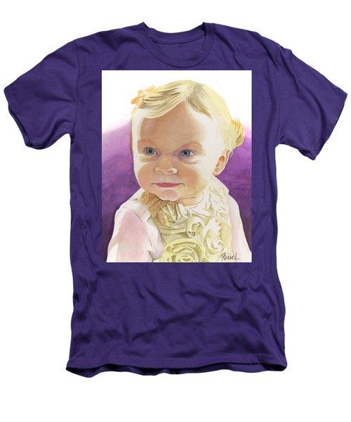 Lillian Men's T-Shirt (Slim Fit) by Ferrel Cordle