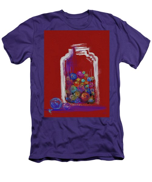 Lost Your Marbles? Men's T-Shirt (Athletic Fit)