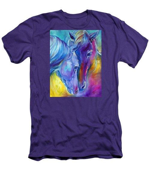 Loving Spirits Men's T-Shirt (Athletic Fit)