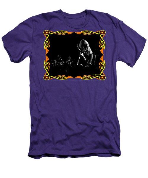 Design #4a Men's T-Shirt (Athletic Fit)