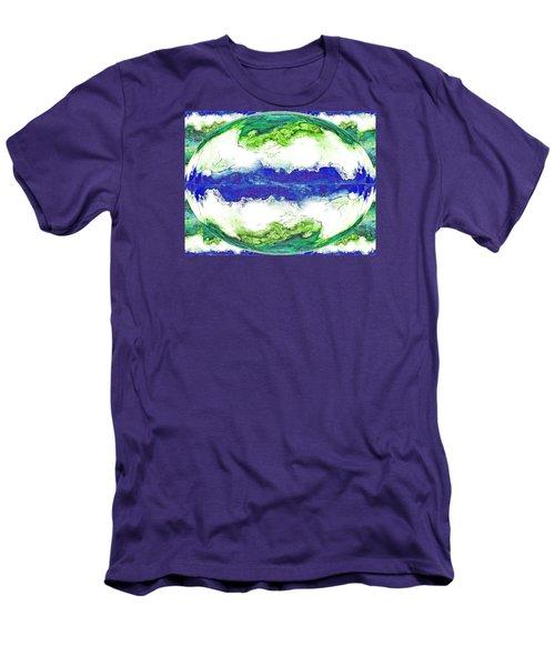 Mariner's Dream Men's T-Shirt (Slim Fit) by Joan Hartenstein