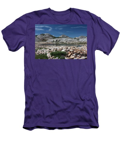 Medicine Bow Vista Men's T-Shirt (Athletic Fit)