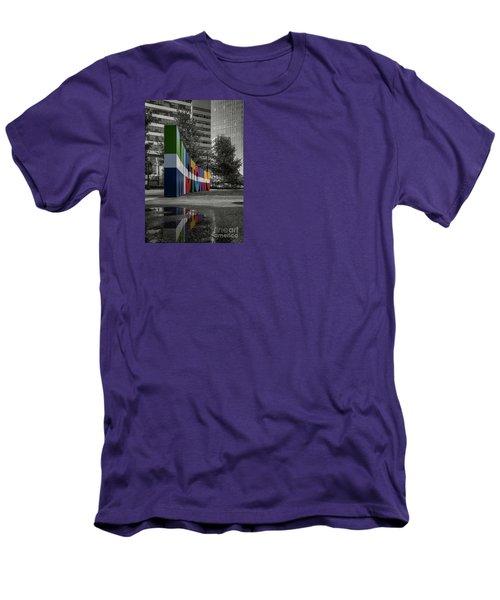 Midtown Atlanta Men's T-Shirt (Athletic Fit)