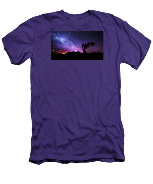 Moab Skies Men's T-Shirt (Athletic Fit)