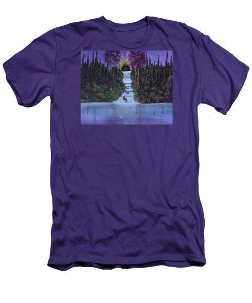 My Deerest Kingdom Men's T-Shirt (Athletic Fit)