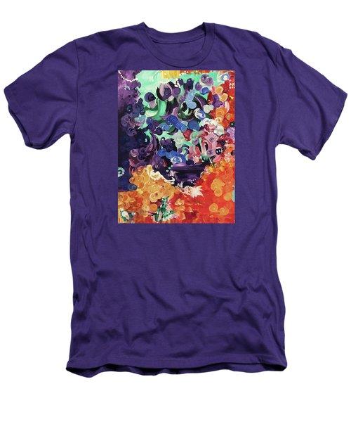 Mystic Beth  Men's T-Shirt (Athletic Fit)