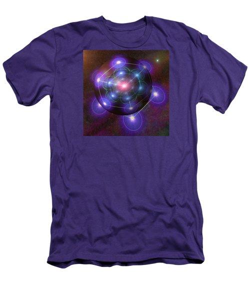 Mystical Metatron Men's T-Shirt (Athletic Fit)
