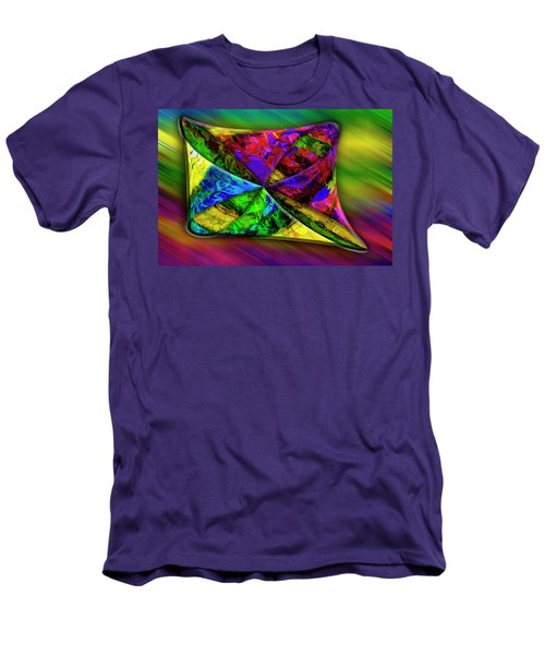 Men's T-Shirt (Slim Fit) featuring the photograph Outside In by Paul Wear