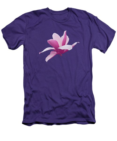 Paradox In Bloom Men's T-Shirt (Slim Fit) by Leanne Seymour