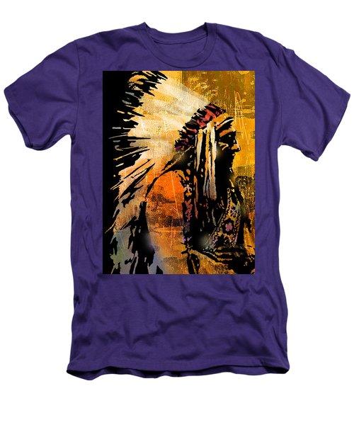 Profile Of Pride Men's T-Shirt (Athletic Fit)