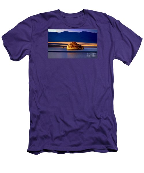 Pyramid Lake Nevada Men's T-Shirt (Athletic Fit)