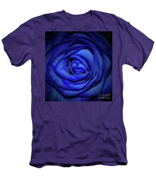 Rara Complessita Men's T-Shirt (Slim Fit) by Diana Mary Sharpton