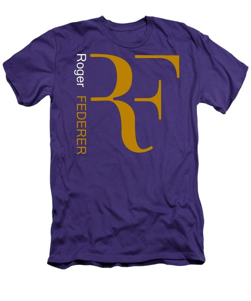 rf Men's T-Shirt (Slim Fit) by Pillo Wsoisi