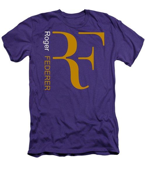 rf Men's T-Shirt (Athletic Fit)