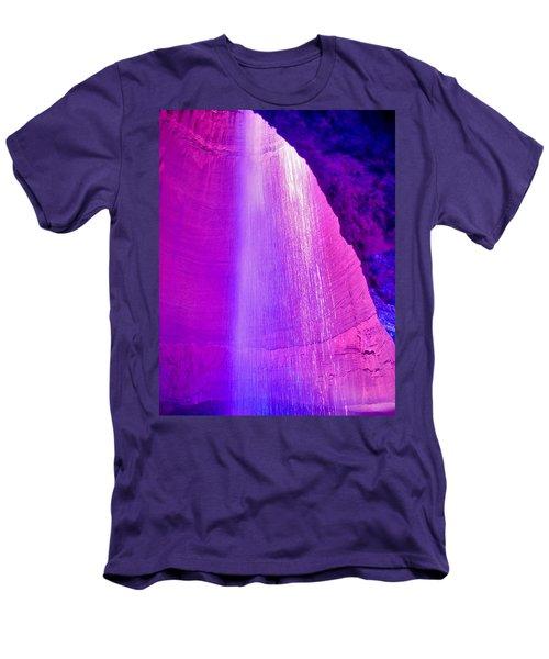 Ruby Niagara Falls Men's T-Shirt (Athletic Fit)