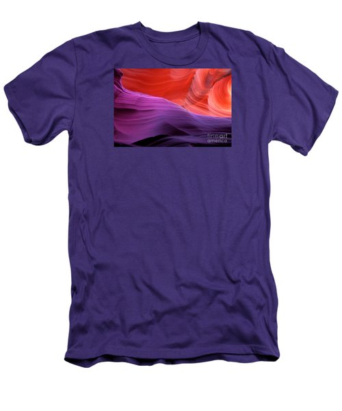 Men's T-Shirt (Slim Fit) featuring the photograph Sacred Colors by Jason Abando