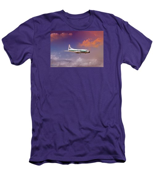 Salute To Herman Men's T-Shirt (Slim Fit) by J Griff Griffin
