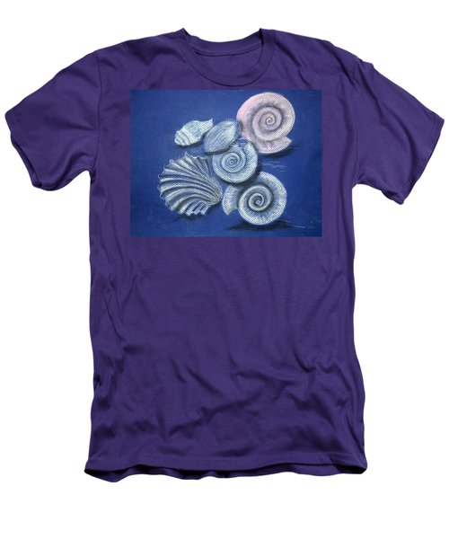 Shells Men's T-Shirt (Athletic Fit)