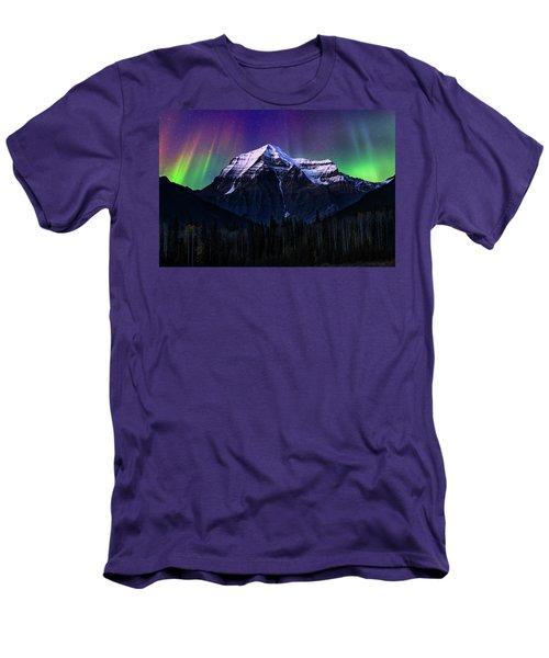 Solar Activity Men's T-Shirt (Slim Fit) by John Poon