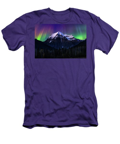 Solar Activity Men's T-Shirt (Athletic Fit)