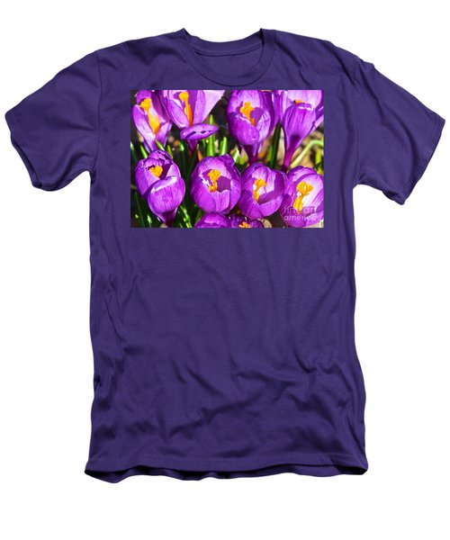 Men's T-Shirt (Slim Fit) featuring the photograph Spring Time by Robert Pearson