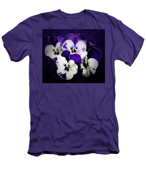 The Beauties Of Spring Men's T-Shirt (Slim Fit) by Gabriella Weninger - David