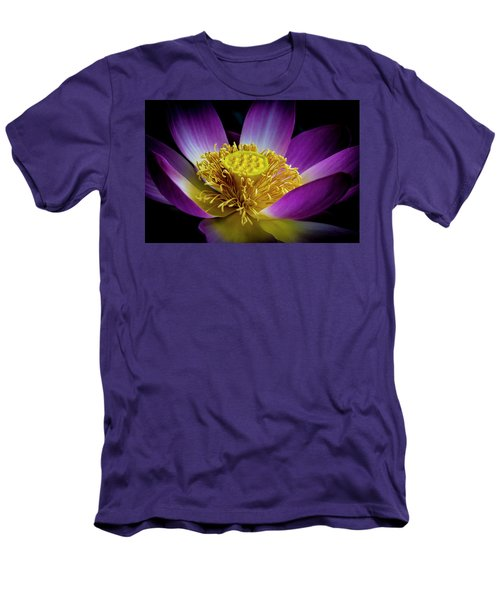 The Heart Of The Lily Men's T-Shirt (Athletic Fit)