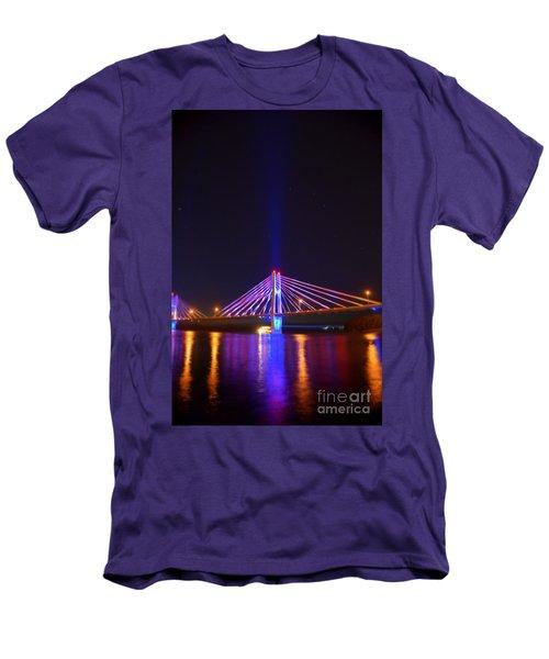 The Hidden Light Men's T-Shirt (Slim Fit) by Justin Moore