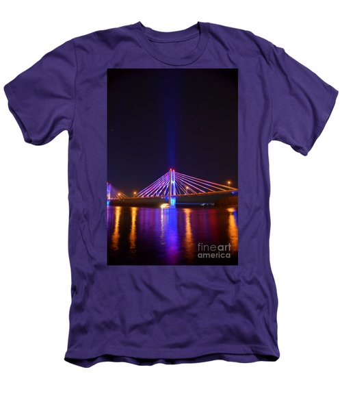 The Hidden Light Men's T-Shirt (Athletic Fit)