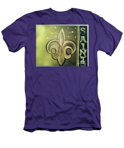 The Holy Saints Men's T-Shirt (Slim Fit) by Talisa Hartley