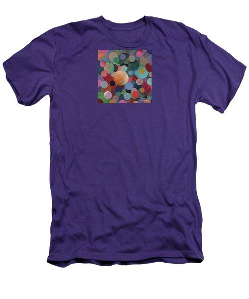 The Joy Of Design X L Men's T-Shirt (Slim Fit) by Helena Tiainen