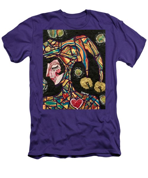 The King's Fool Men's T-Shirt (Athletic Fit)