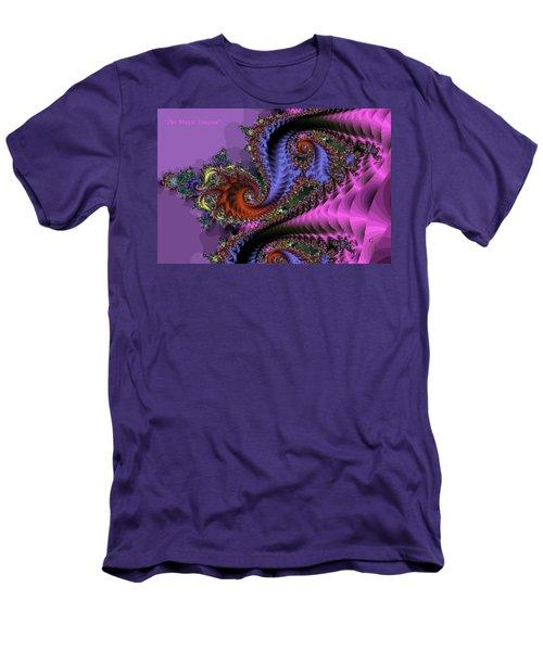 The Magic Triapus Men's T-Shirt (Athletic Fit)