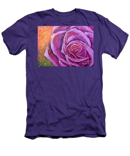The Rose Men's T-Shirt (Athletic Fit)