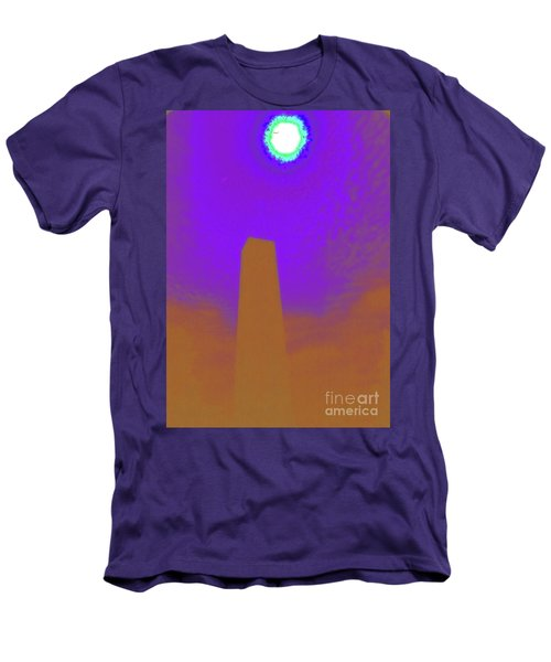 The View From Elsewhere Men's T-Shirt (Slim Fit) by Jesse Ciazza