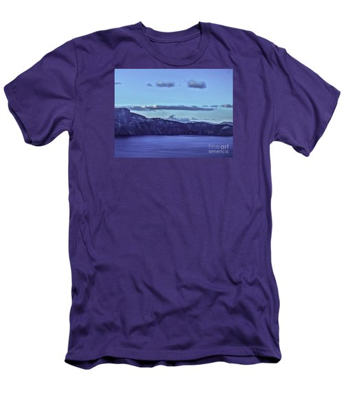 The World Beyond Men's T-Shirt (Slim Fit) by Nancy Marie Ricketts