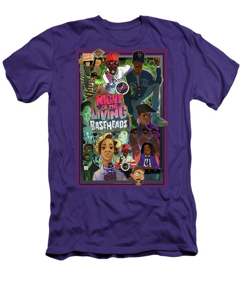 Twas The Night... Men's T-Shirt (Athletic Fit)