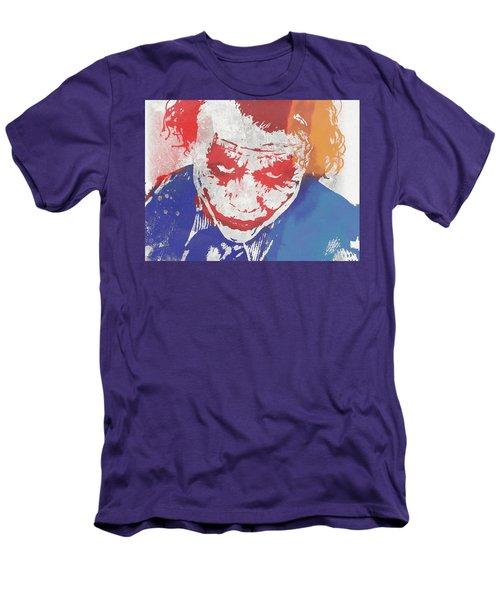 Why So Serious Men's T-Shirt (Slim Fit) by Dan Sproul
