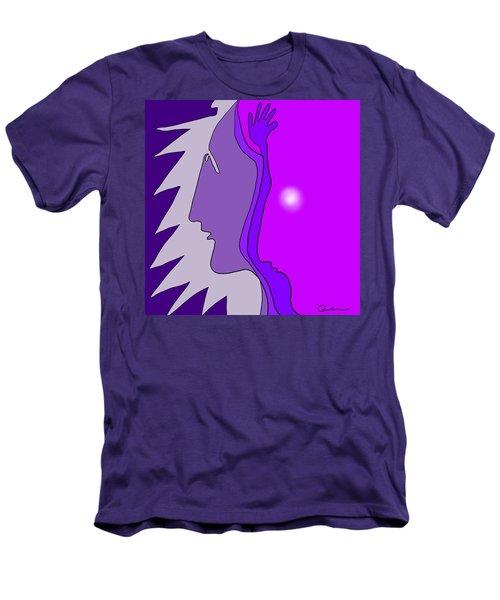 Wise Friend Men's T-Shirt (Athletic Fit)